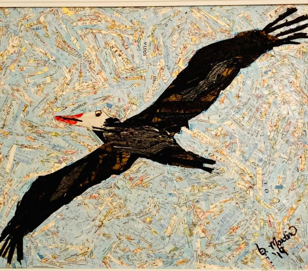 "Bonnie Martin ""Pelican"" (2020) Not For Sale"